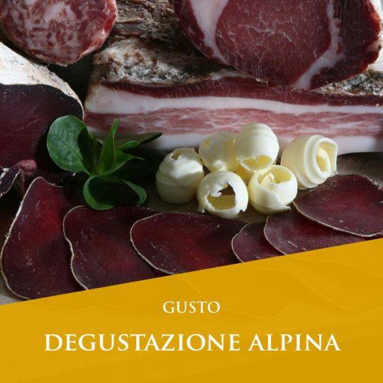 degustazione alpina