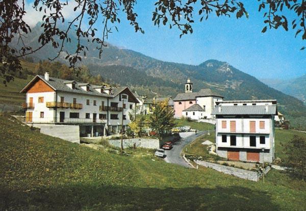 FOTO ALBERGO 1974 Viceno