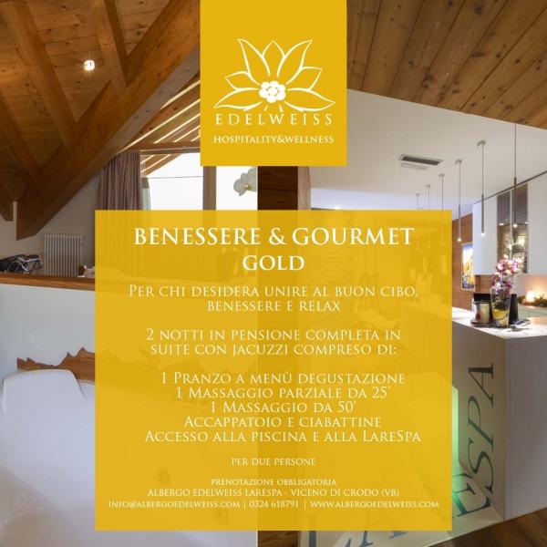 Benessere & Gourmet Gold