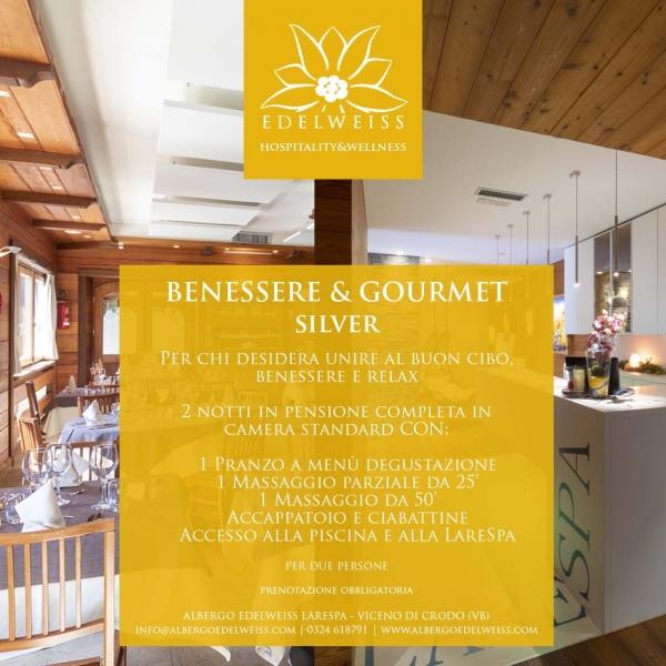 Benessere & Gourmet Silver