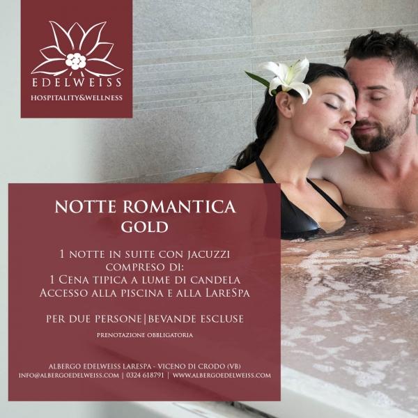 Notte Romantica Gold