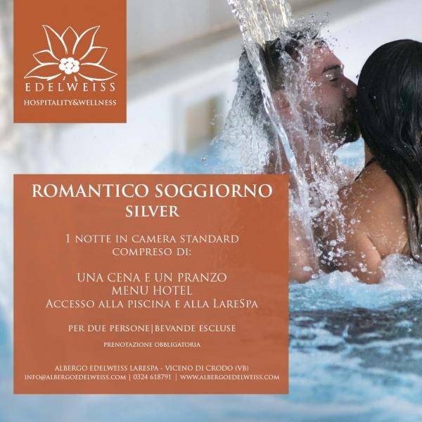 Romantico Soggiorno Silver
