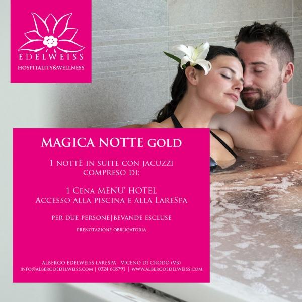 Magica Notte Gold